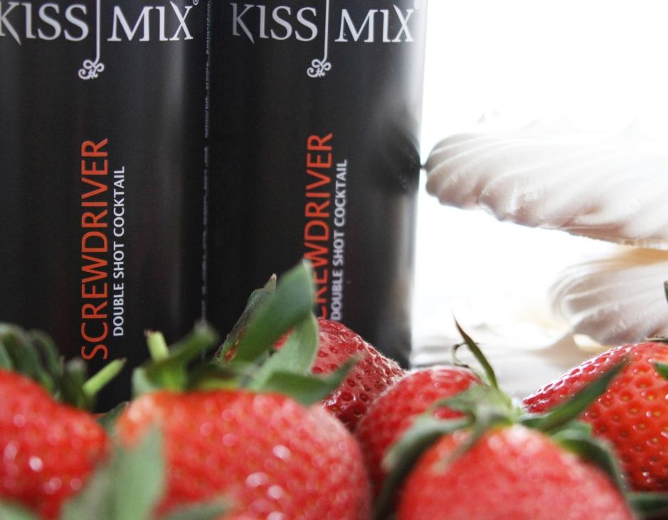 kiss mix cocktails recipes